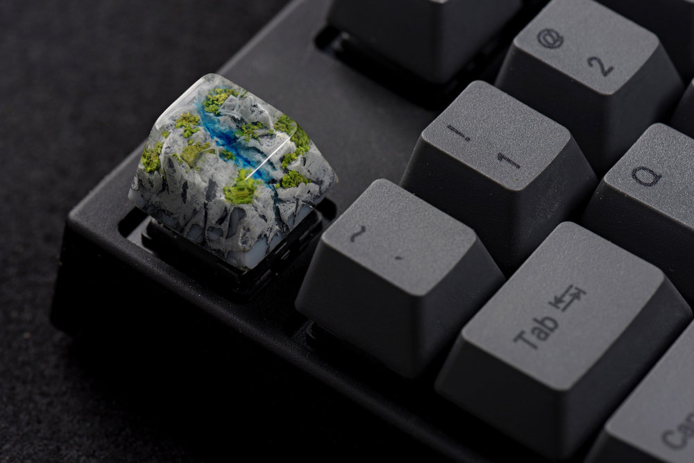 Jelly Key artisan keycap - Natural collection 046.jpg