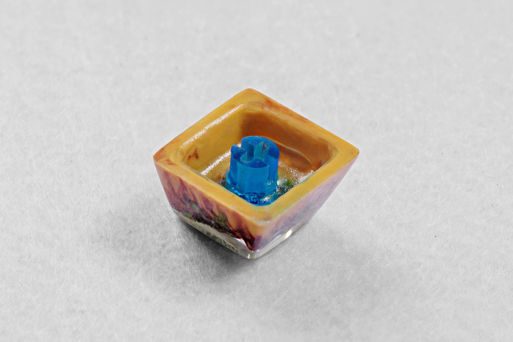 Jelly Key artisan keycap - Natural collection 012.jpg