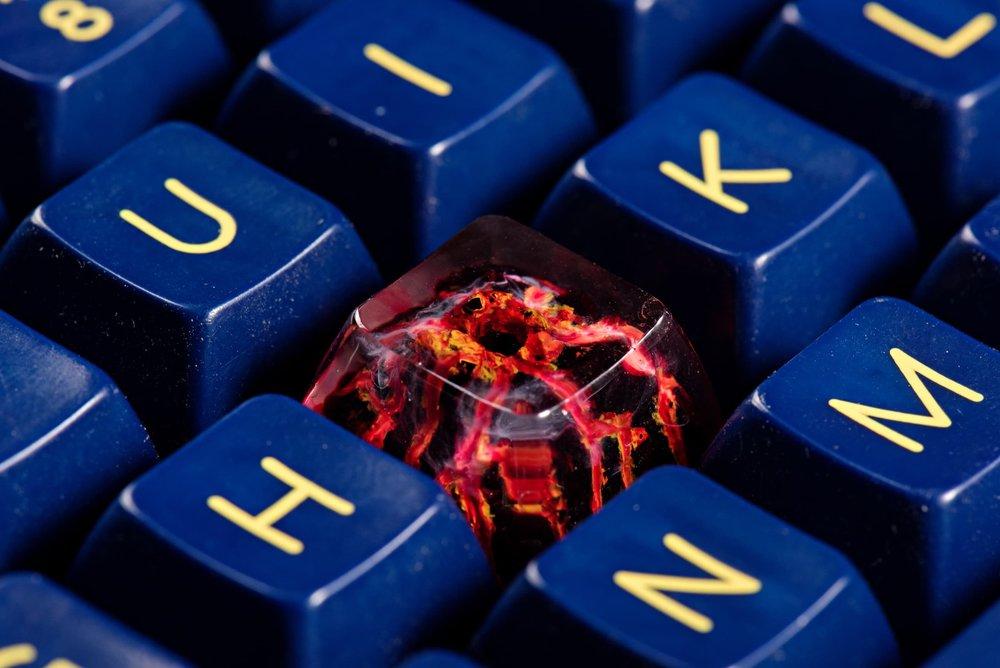 Jelly+Key+-+Nature's+Rage+series+-+Inferno+artisan+keycap+034.jpg