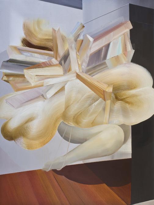 Somnambule, 2011, oil on canvas