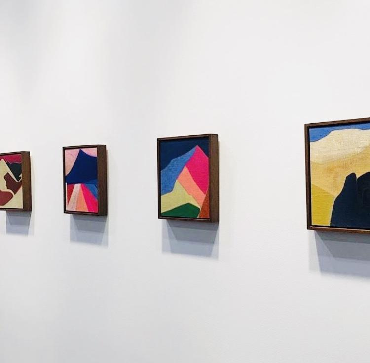 Installation at Daniel Faria Gallery
