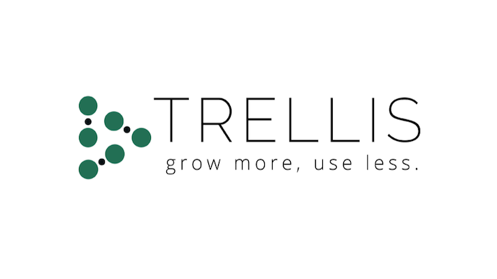- Trellis helps growers maximize crop yields & reduce input costs with its cost effective, easy-to-use soil moisture system.
