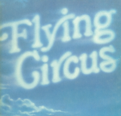 Flying Circus -  Gypsy Road  LP (Australian pressing, 1973)