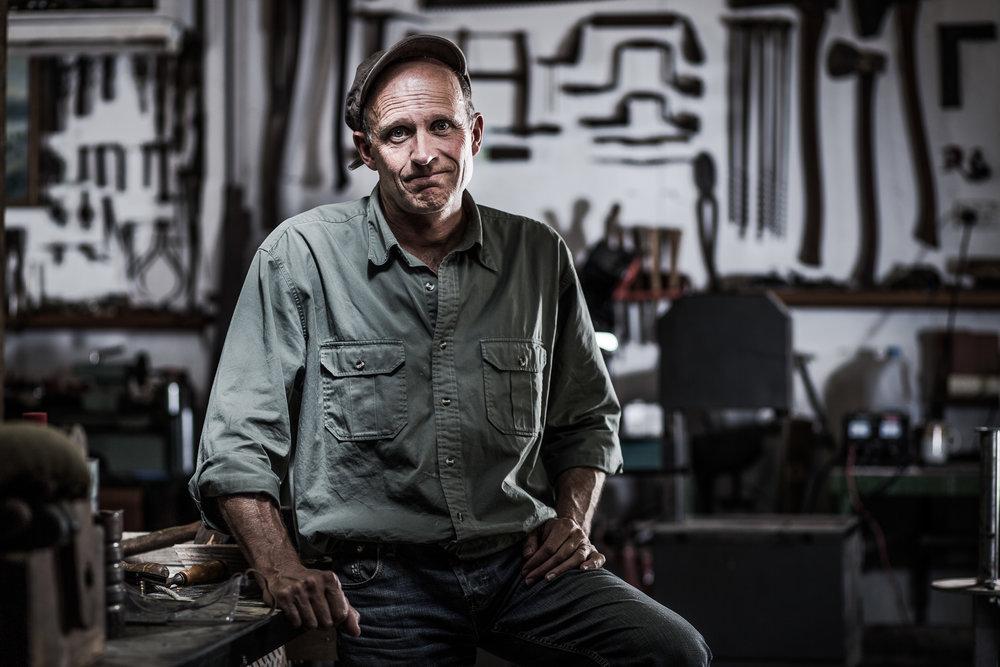 Workshop portrait photography by Melbourne Photographer Chalk Studio