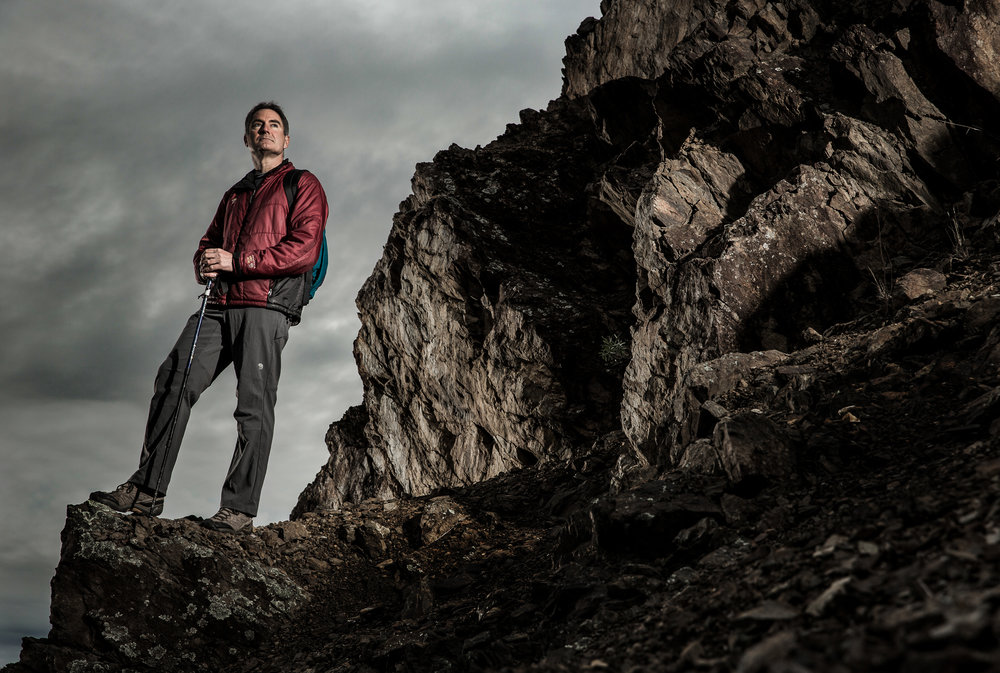 Environmental portrait photography by Melbourne Photographer Chalk Studio