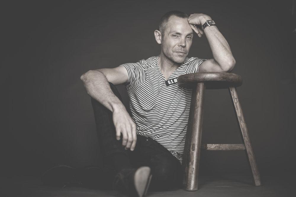 Business owner portrait photography by Melbourne Photographer Chalk Studio