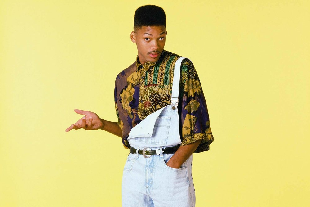 The Fresh Prince of Bel Air, my favorite show growing up. I owe it to Will for my style, my humor, and nonstop dancing.