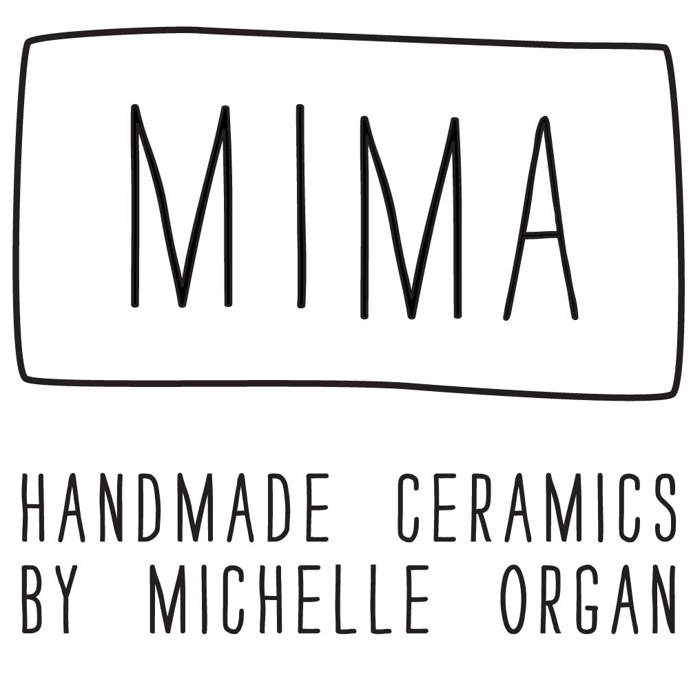 Handmade ceramics by Michelle Organ