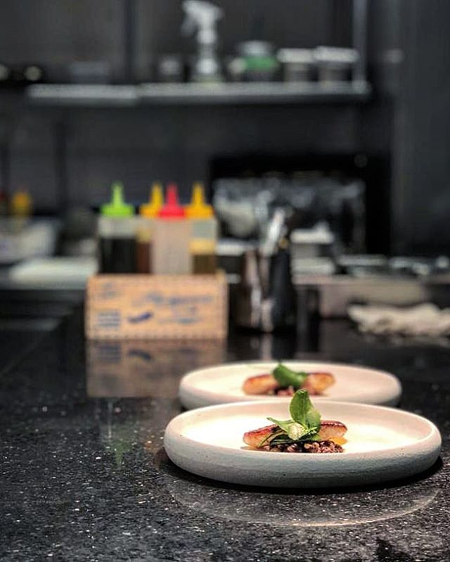 The love of food. - - We only learn by doing! - - #nadodikl #nadodikitchen #menu4 #finedinekl #flavourfuldisruptors #mordernnomads #plating #food
