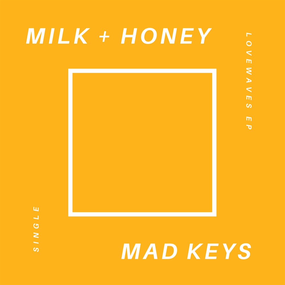 Milk & Honey, by Mad Keys, releasing soon. Will be available on Spotify, iTunes, TIDAL, and many other streaming platforms.