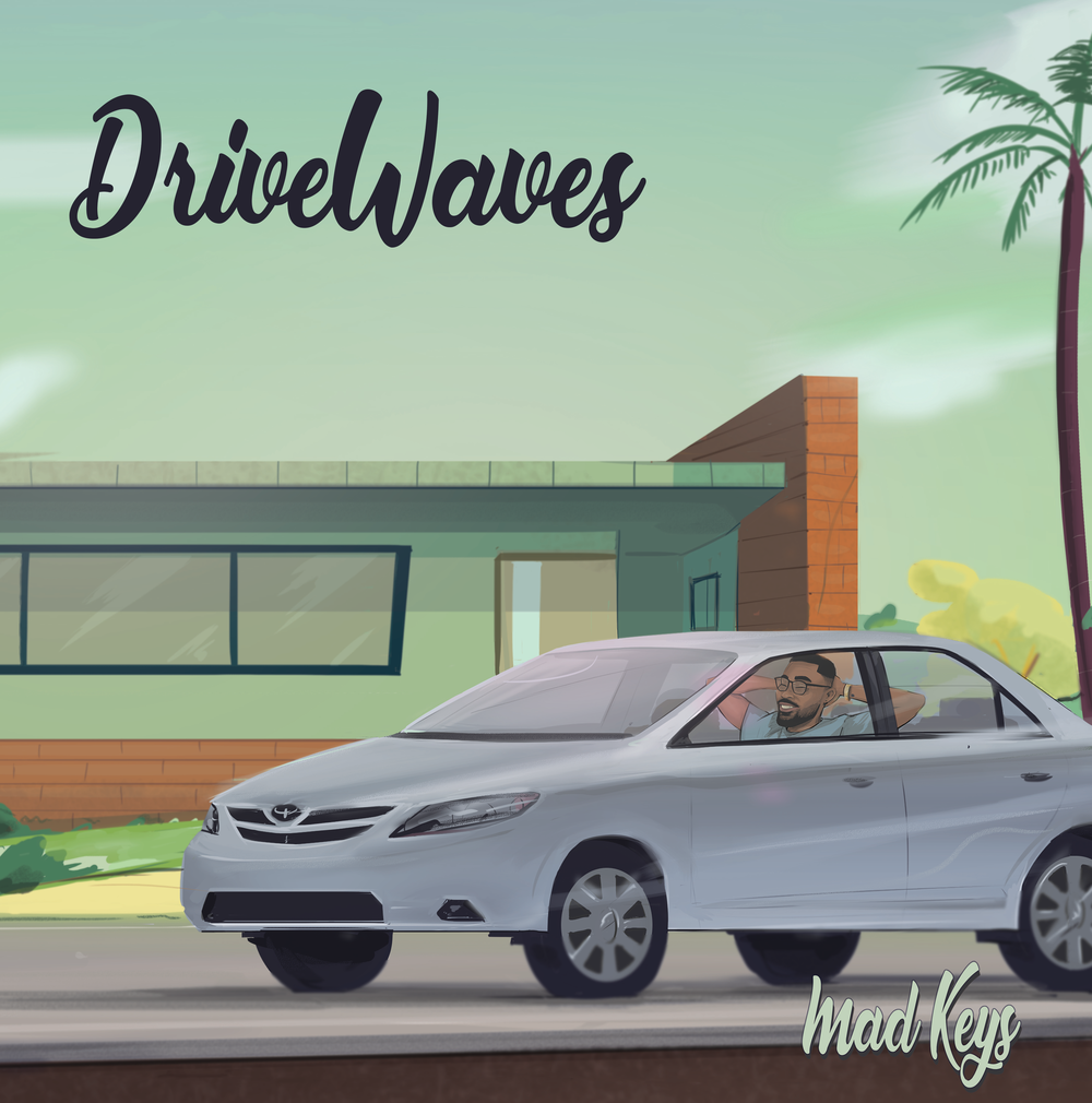 DriveWaves EP by Mad keys