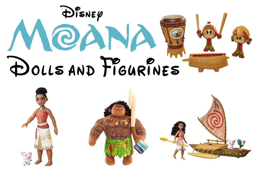 Disney Moana Dolls