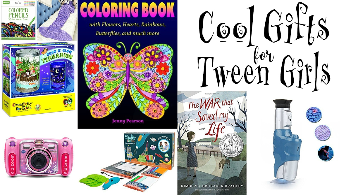 Cool Gifts For Tween Girls That Are Creative and Fun!! — Best Toys ...