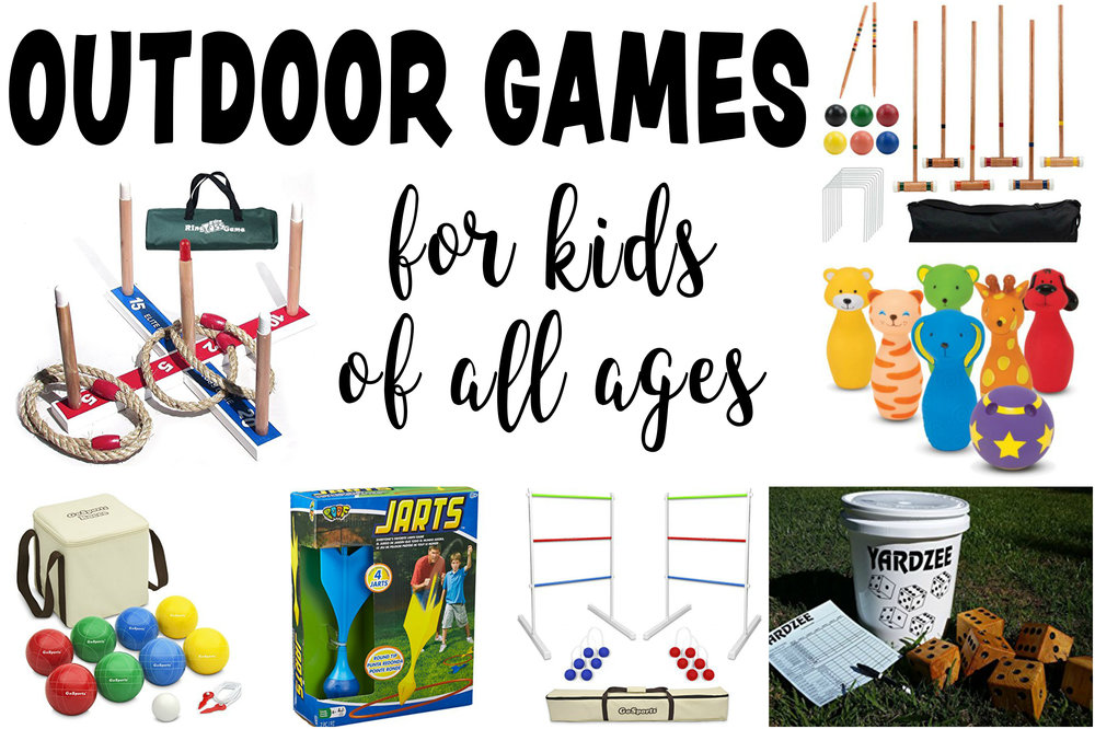 Best Disney Toys And Games For Kids : Fun outdoor games for kids of all ages — best toys