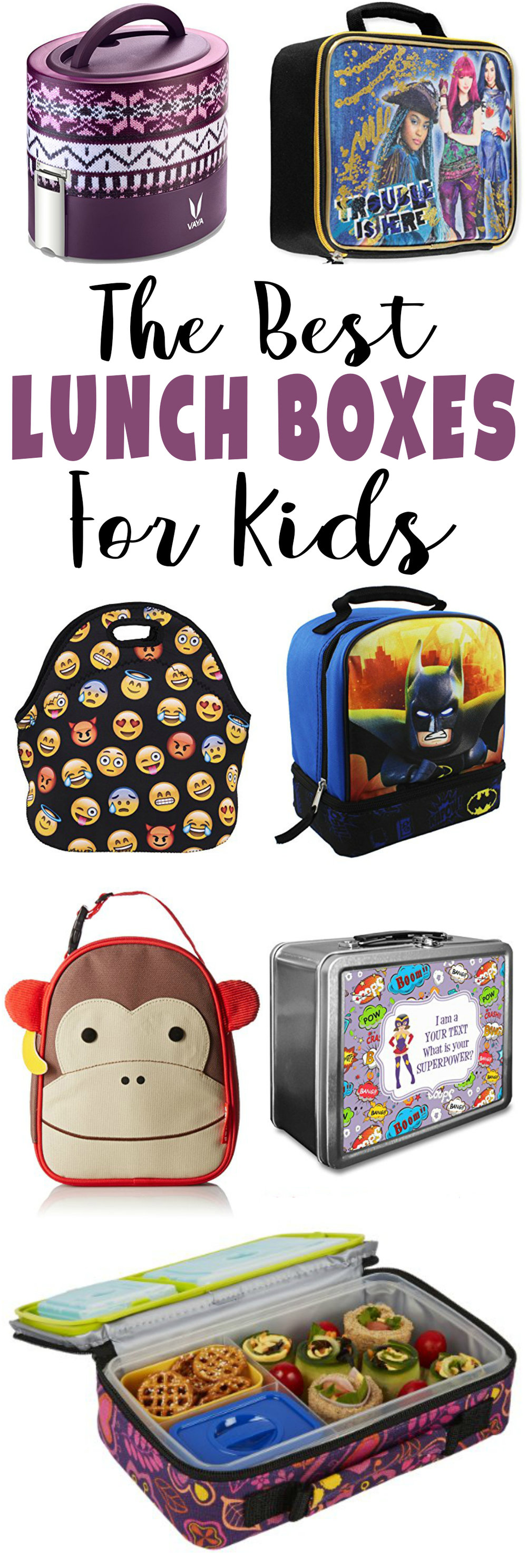 Lunch Boxes For Kids that Keep Food Cold