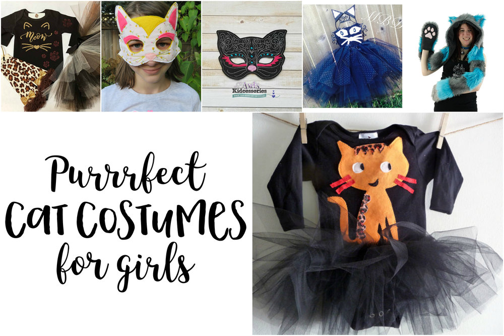 Purrrfect Halloween Cat Costumes For Girls & Purrrfect Halloween Cat Costumes For Girls u2014 Best Toys For Kids