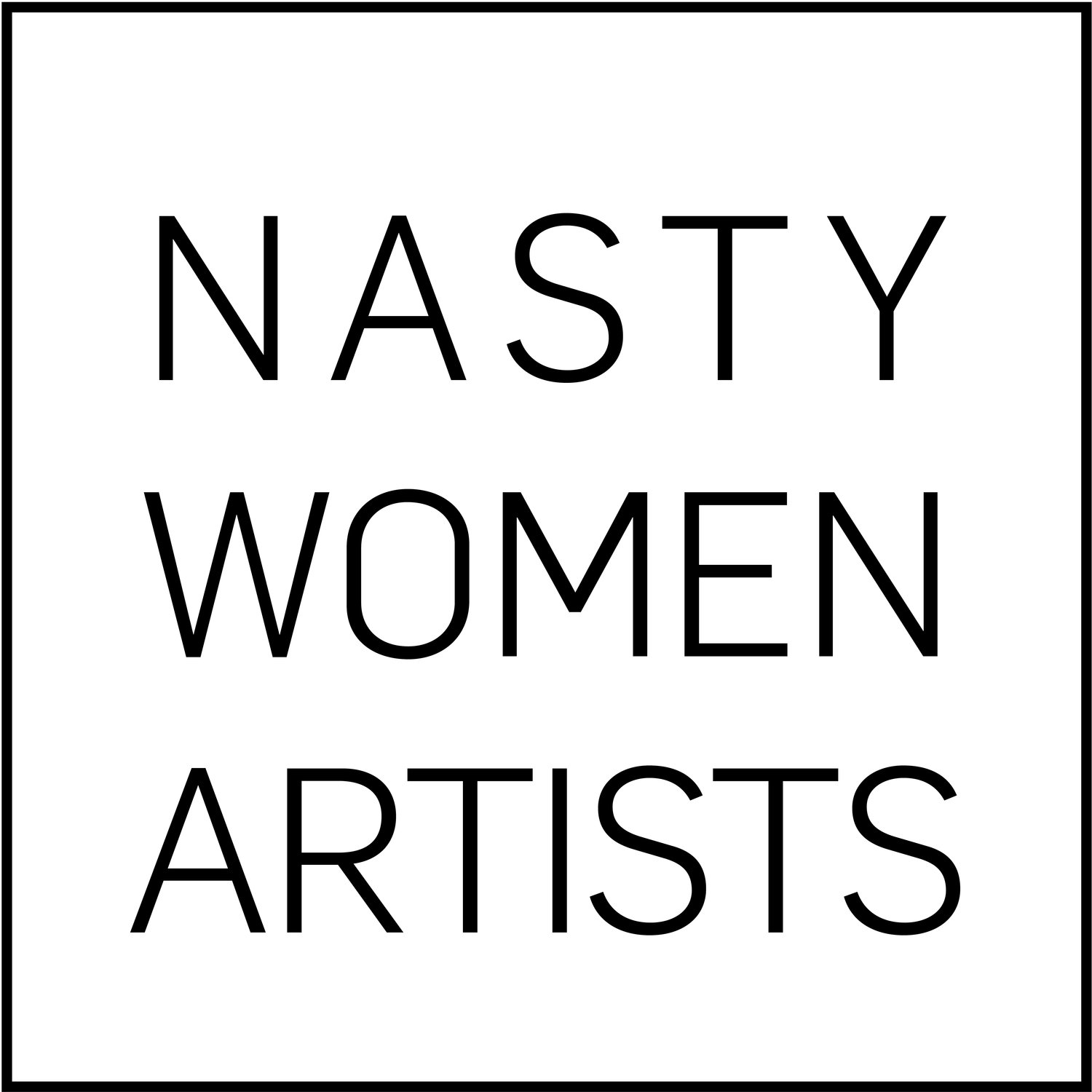 Nasty Women Artists