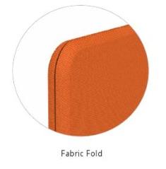 Edge Fabric Fold