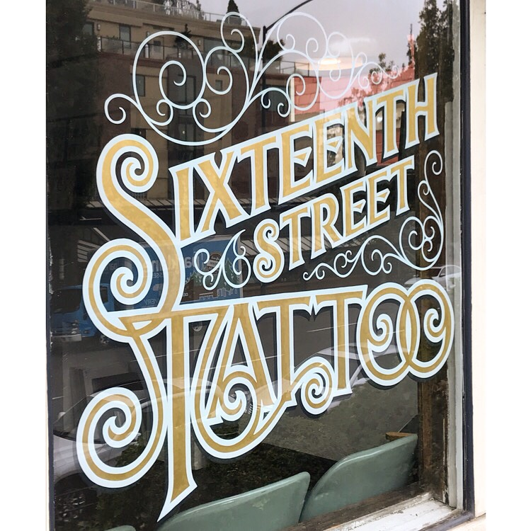 16th St Tattoo - Portland, OR