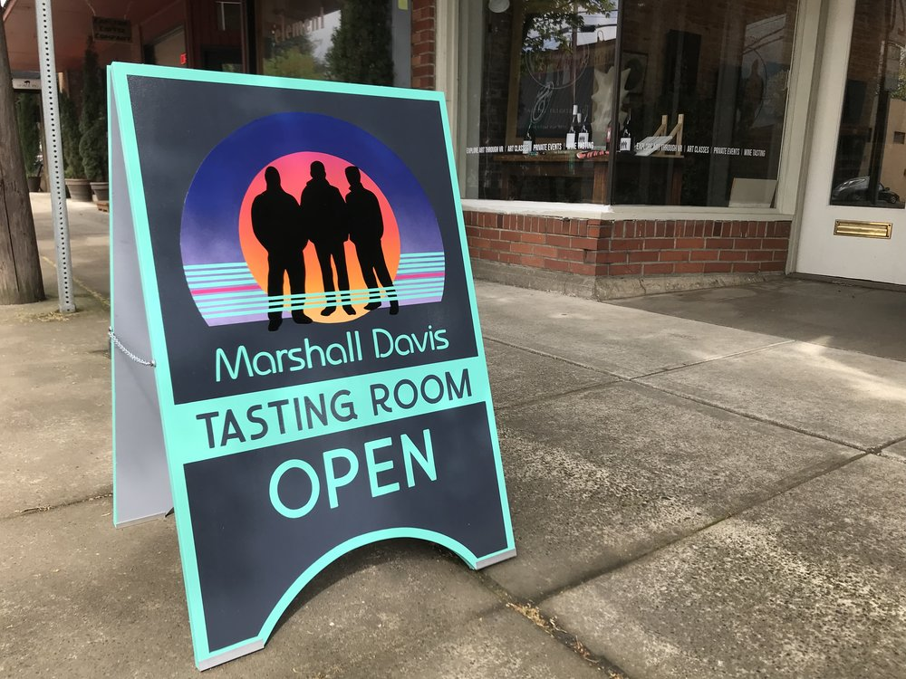 Marshall Davis Wines - Carlton, OR