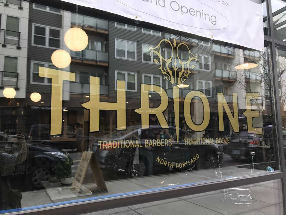 Throne Barbershop - Portland, OR