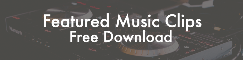 Royalty Free Music - Free Music Clips for Download