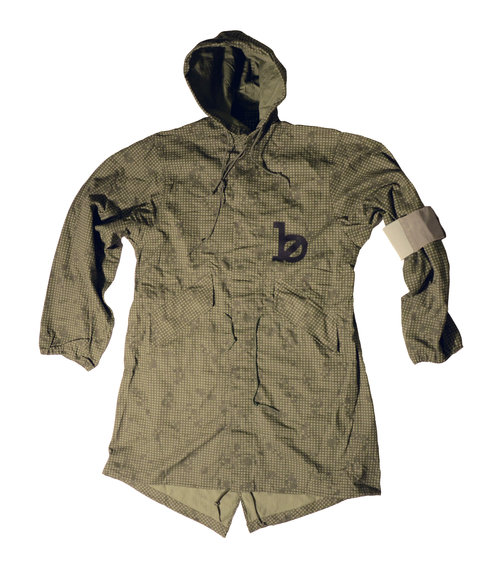 Night Desert Camo Fishtail Parka — Blow of Mercy