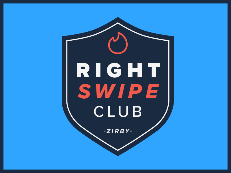 Right Swipe Club | Zirby