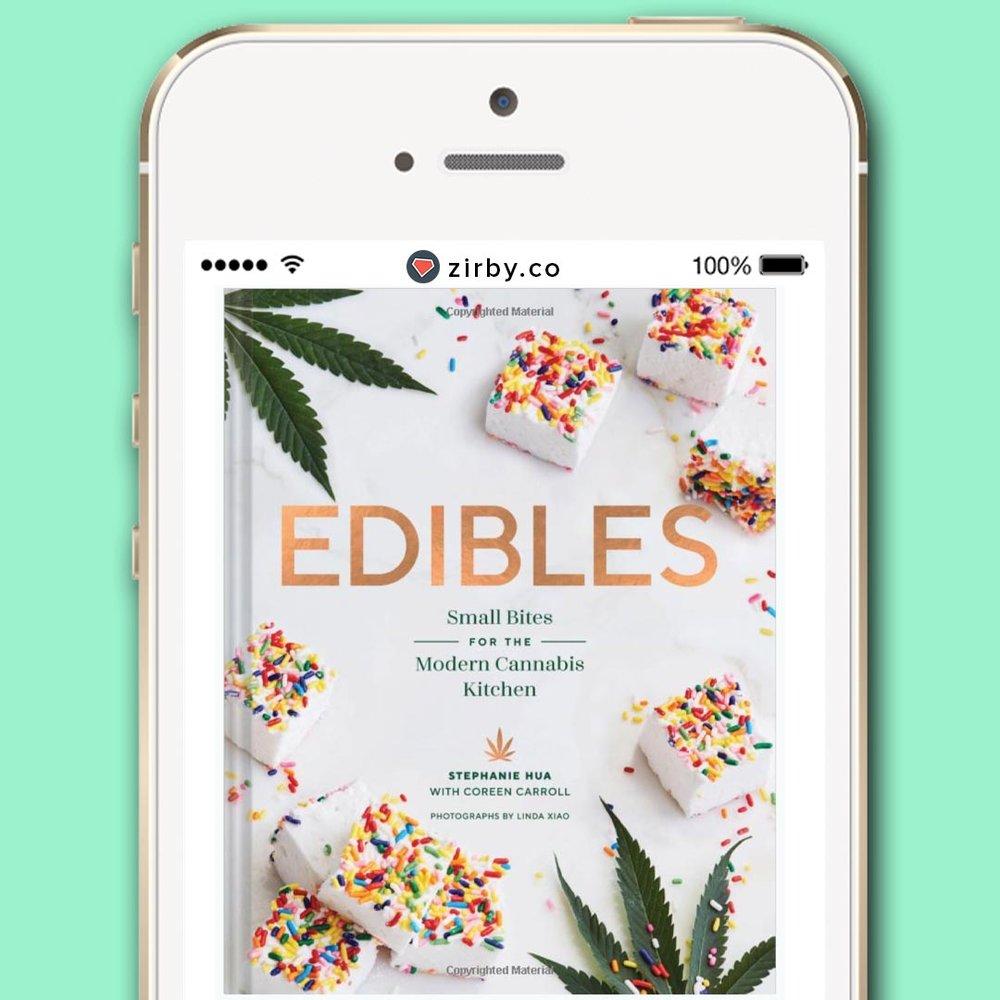 Edible Cookbook Gift