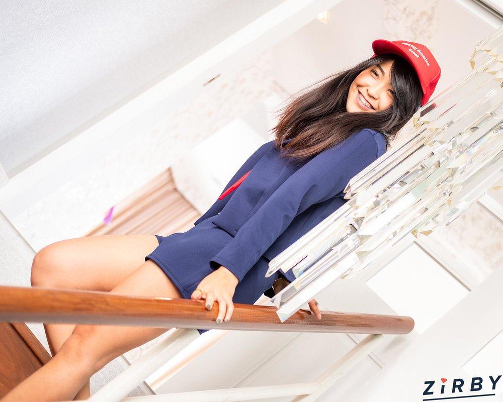 Hot Thai Girl on Tinder