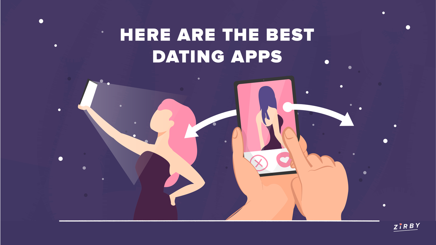 Best Dating Apps of 2019 (Besides Tinder   ) — Zirby