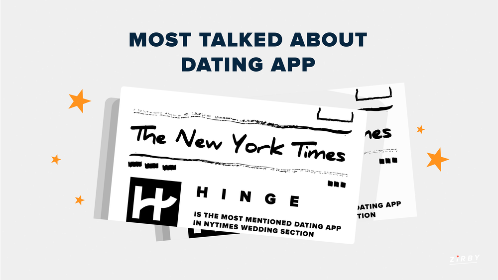 Hinge New York Times Marriage Section