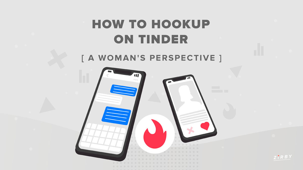 Online hookup from a womans perspective