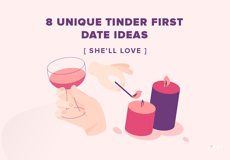 Where to meet on a first date