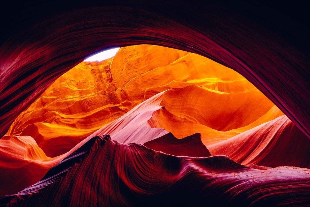 Antelope Canyon, Arizona