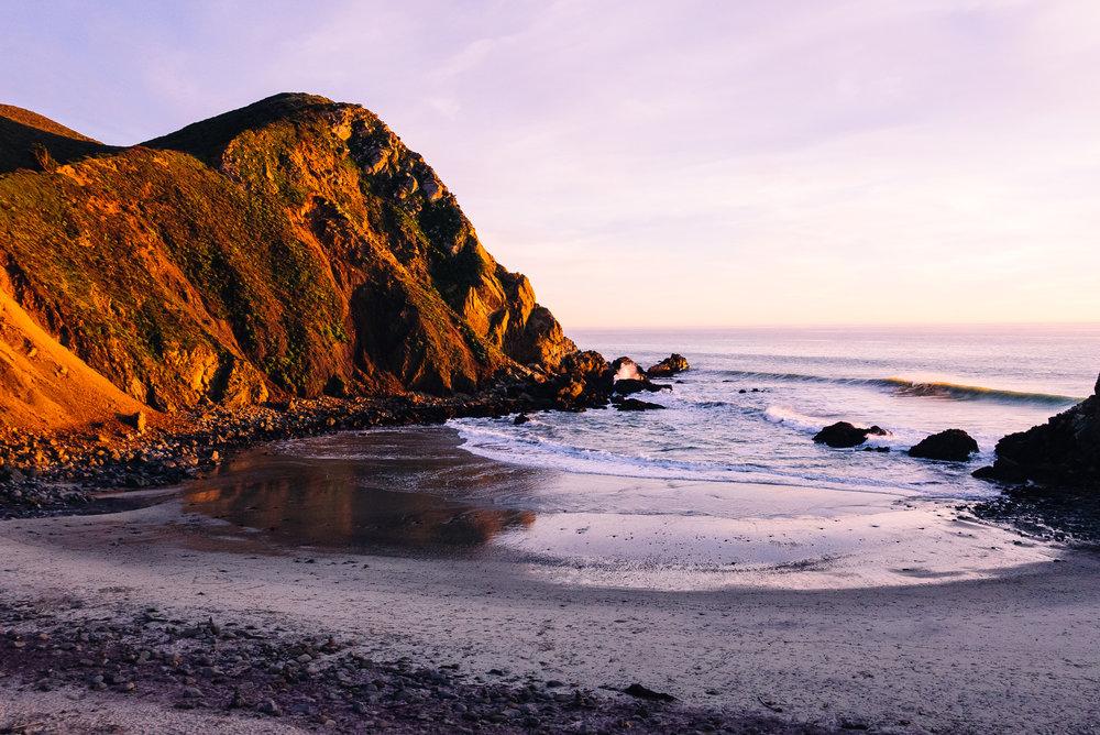 Pfeiffer Beach, Big Sur, California