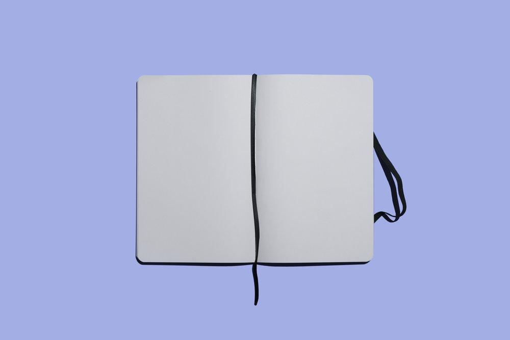 Greenwood Blank Journal