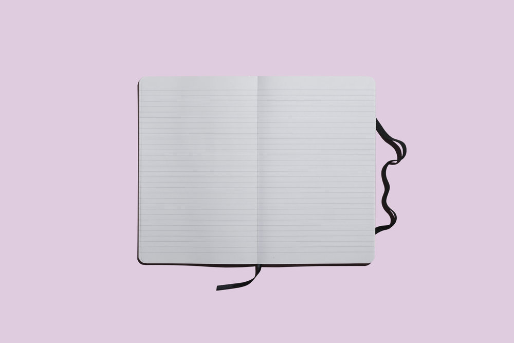 Ruled Notebook