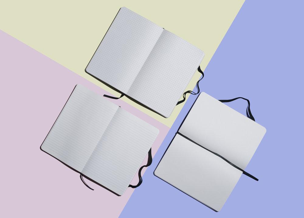 Greenwood Notebooks & Sketchbooks