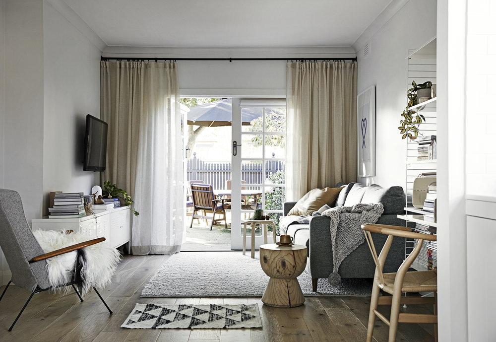 Rhiannon and Matt's Ringwood East Home. Via  Homes to Love