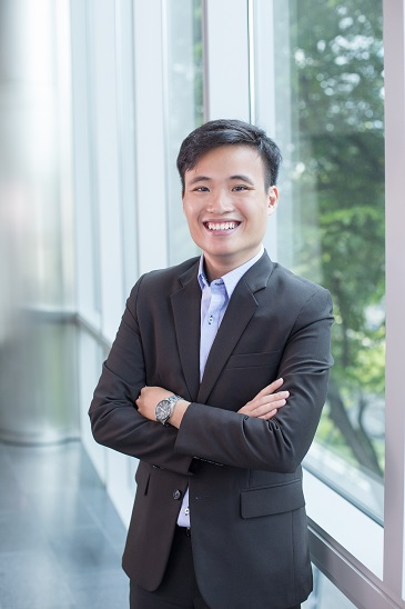 Engagement and Marketing Team - Aaron Sng Kah Huei