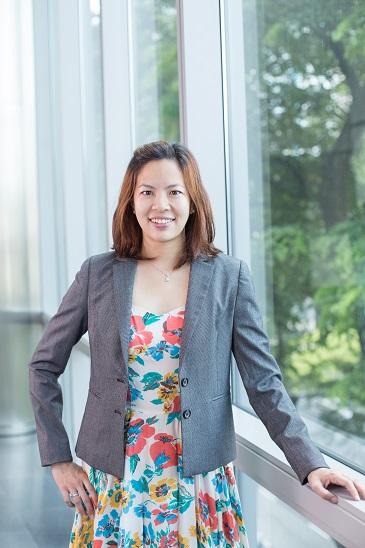 President - Deborah Wee Shu Zhen