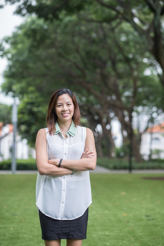 Deborah Wee (President)