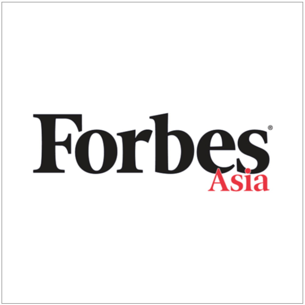 One year subscription to Forbes Asia magazine Digital - $10 Digital & Print - $60