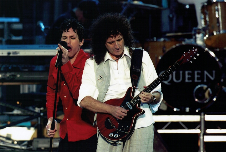 Golden Jubilee- Queen's Brian May