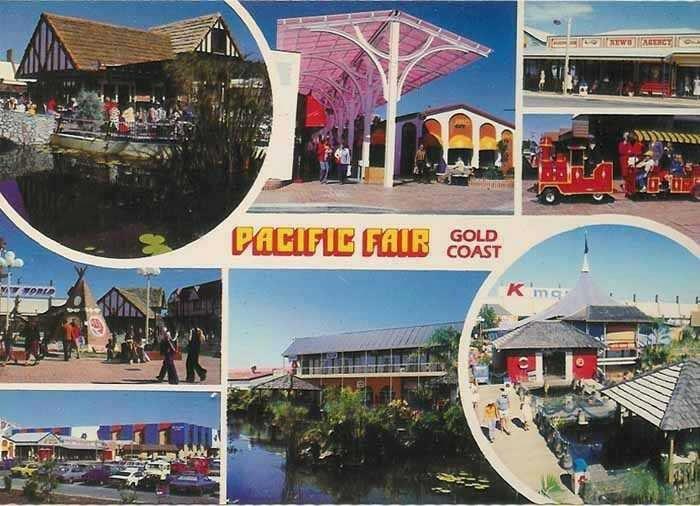 Vintage Pacific Fair. Image credit Pacific Fair (Facebook)