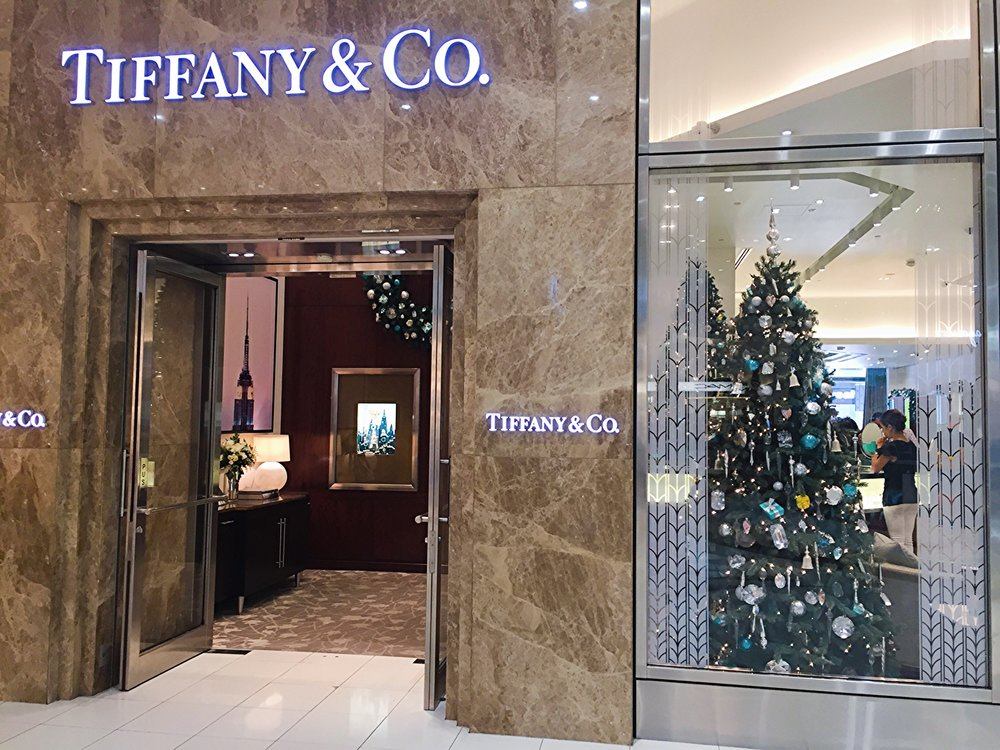 Tiffany, QueensPlaza