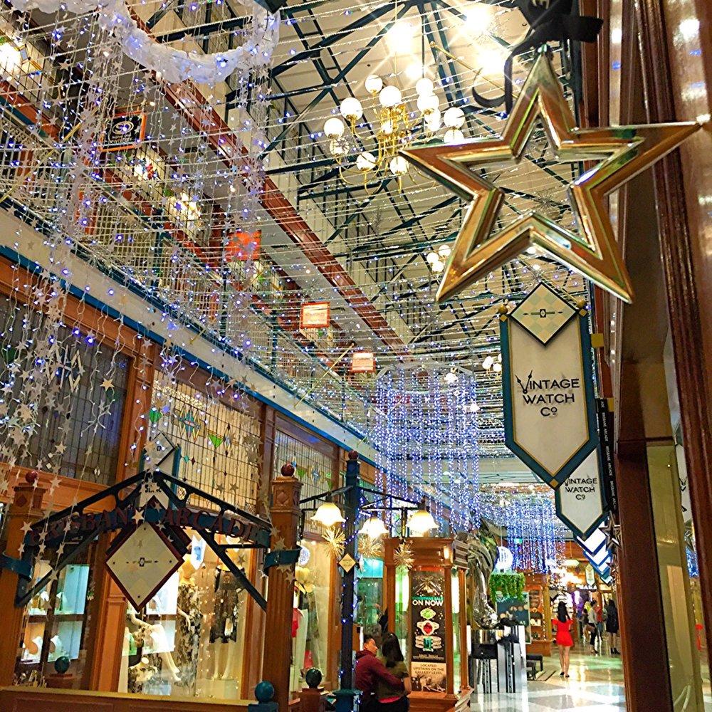 Brisbane Arcade