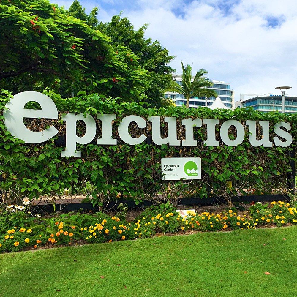 Epicurious Gardens