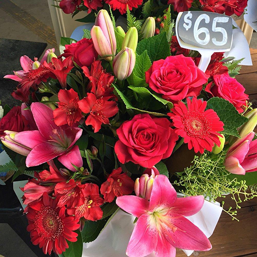 Brisbane Market Flowers
